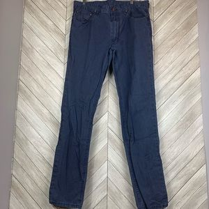 Polo Ralph Lauren 36x34 navy pants